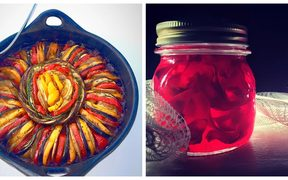 Anna Valentine Ratouille and Pickled Magnolia