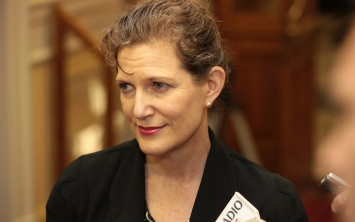 Rebecca Kitteridge, Director of the New Zealand Security Intelligence Service.