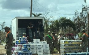 Disaster food in the CNMI