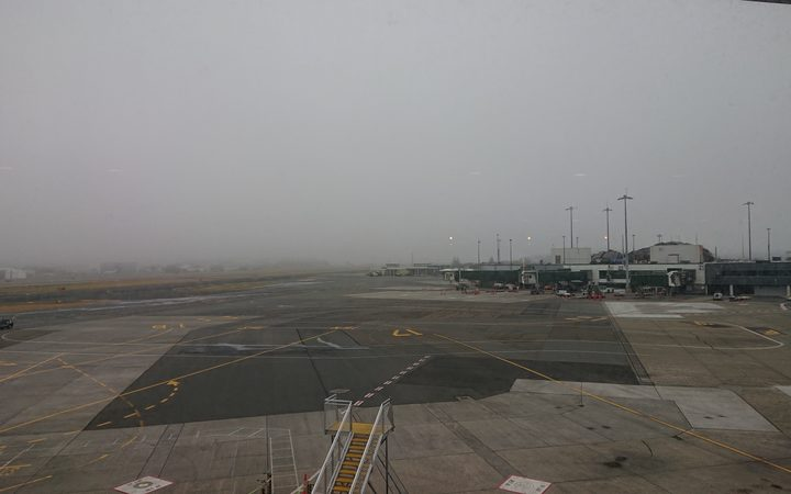 Fog causes flight disruptions in Wellington and Christchurch | RNZ News