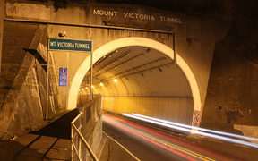 Mt Victoria Tunnel