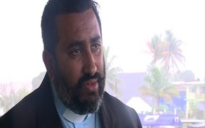 Reverend James Bhagwan of the Pacific Conference of Churches