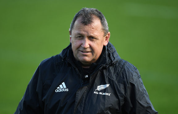 All Blacks assistant coach Ian Foster.