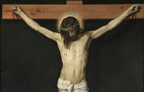 Christ Crucified, by Diego Velazquez