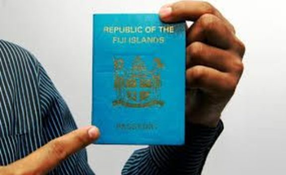 Fiji Passport