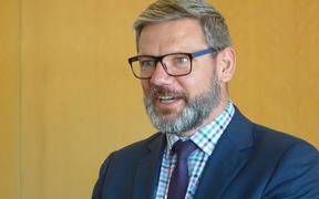 Immigration Minister Iain Lees-Galloway wanted to extend