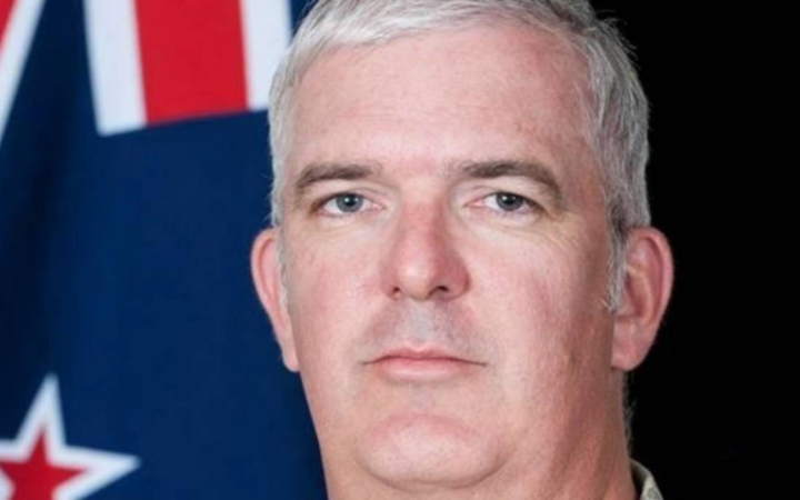 Major Aaron Couchman was killed in a car crash in Canberra.