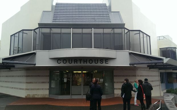 Napier District Court.