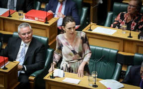 Prime Minister Jacinda Ardern speaks in a debate on the Prime Minister's Statement.