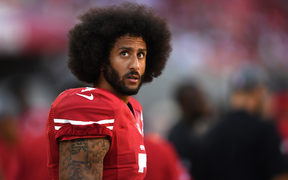 This week The New York Times examine the awakening of NFL quarterback, Colin Kaepernick.