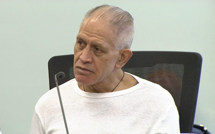 Malcolm Rewa in court on 19 February.