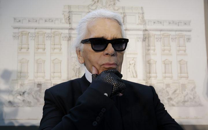 Karl Lagerfeld Chanel Fashion Designer Dies Aged 85 Rnz News