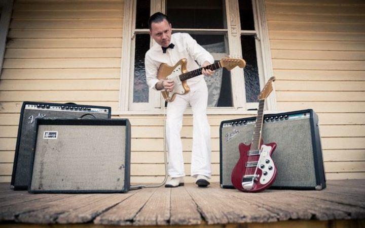 Australian blues man C W  Stoneking | RNZ