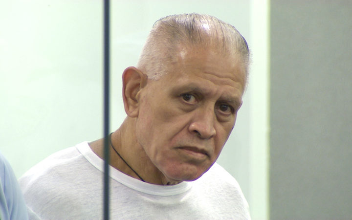 Malcom Rewa in the Auckland High Court, 19 February 2019.