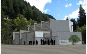 The upgrade will include a new terminal building at the base of the gondola