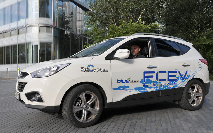 Experts: Hydrogen vehicles next big thing in energy