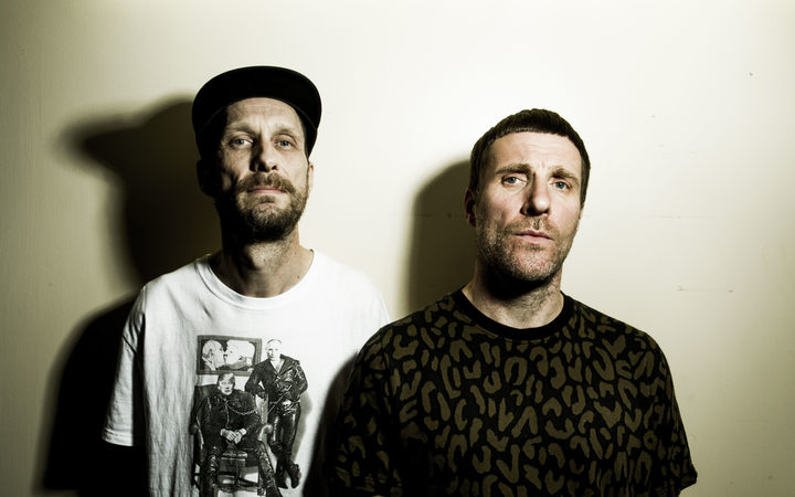 Sleaford Mods (Andrew Fearn, Jason Williamson)