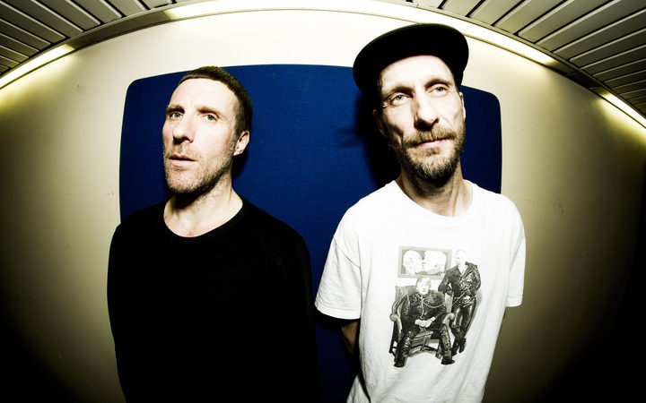 Sleaford Mods (Jason Williamson, Andrew Fearn)