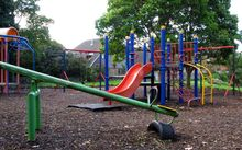 """One of the reasons I hate going to playgrounds is purely because of the lack of shade,"" said Maria Foy."