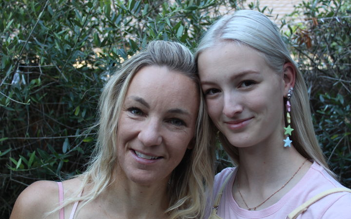 Ashley Cullen, and her mother Kirsty Cullen.