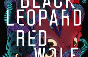 "cover of the book ""Black Leopard, Red Wolf"" by Marlon James"