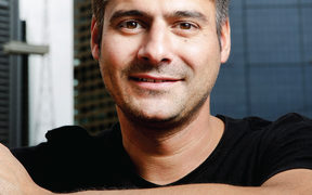 "Danny Bhoy is set to return to New Zealand in April, bringing with him his new show, ""Age of Fools."""