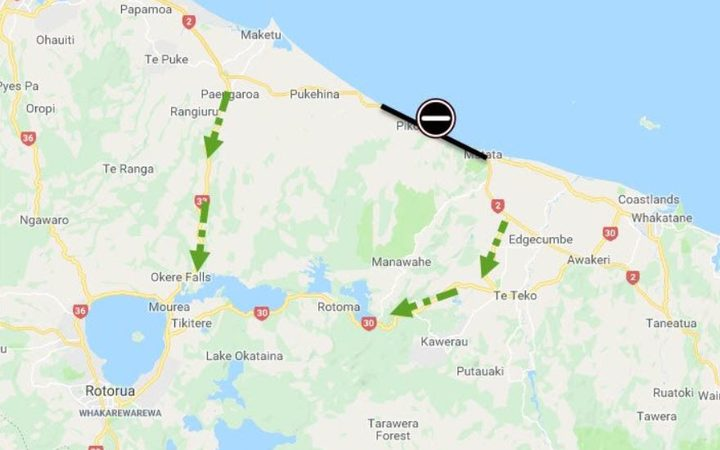 Three people are dead after a crash involving four separate vehicles on State Highway 2 near Whakatane.