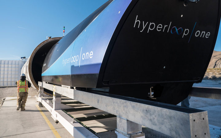 Virgin Hyperloop One