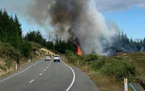 New fire in Nelson forces more evacuations