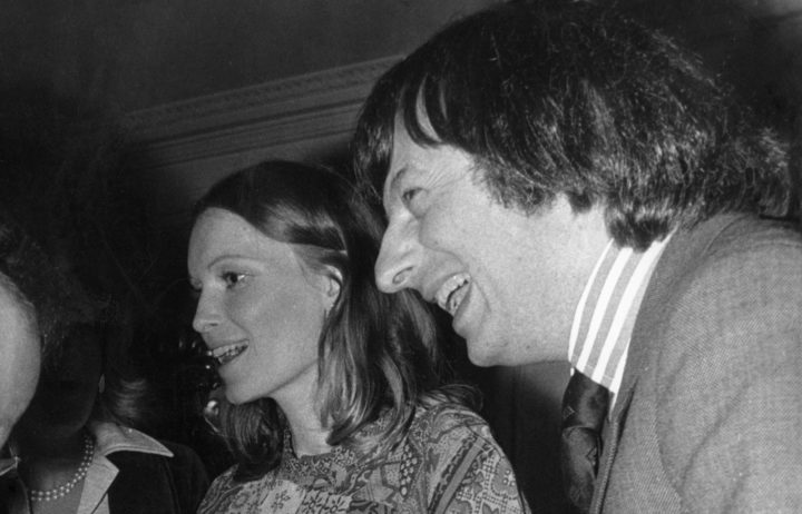 Mia Farrow  and André Previn