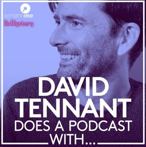 David Tennant Does A Podcast With...logo