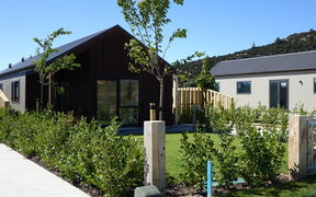 KiwiBuild home in Wanaka.