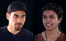 Students Sam Manuela and Sehar Moughal talk about racism and identity on campus as part of the 'I, Too, Am Auckland' campaign.