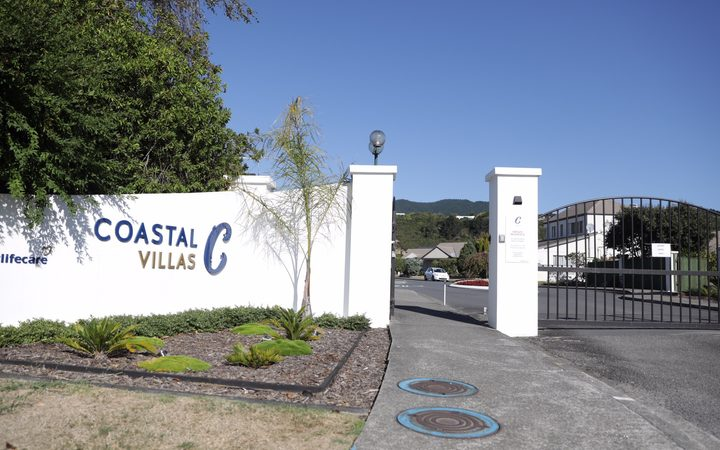 The Coastal Villas retirement village where a 70-year-old woman was found dead.