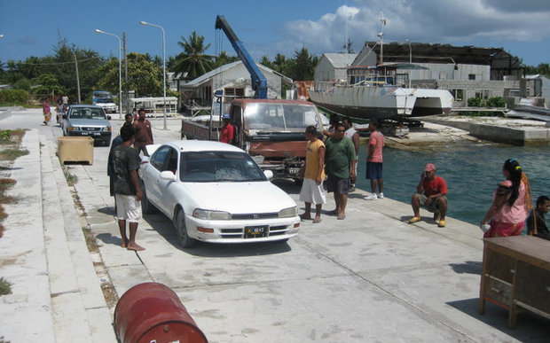 Concerns in Kiribati at high prices in outer islands