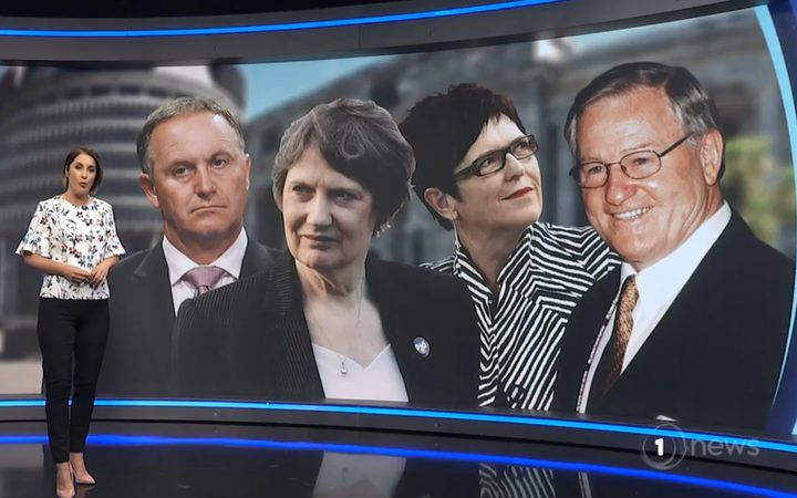 TVNZ1 News added up the cost to the taxpayer of lifelong benefits paid to former leaders.