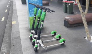 Lime e-scooters back on Auckland streets.