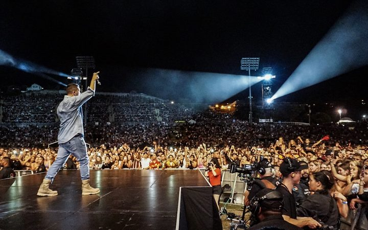 About 200 fake Six60 tickets presented at concert's gates | RNZ News