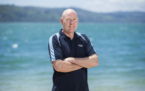 Water Safety NZ CEO Jonty Mills