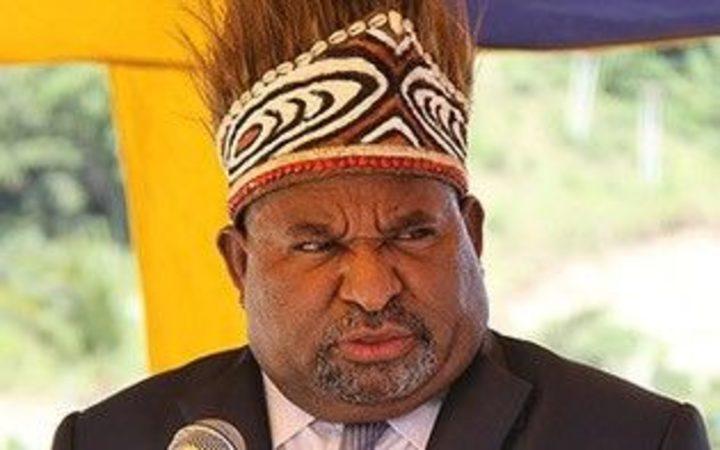 Gubernur Lucas Enembe