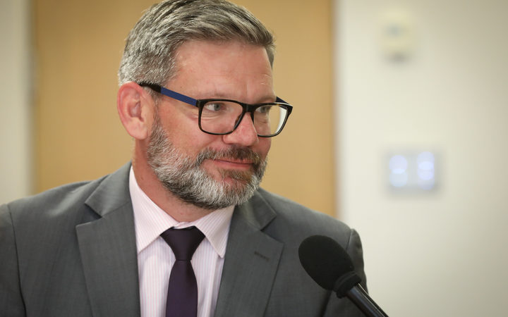 Deputy Leader of the House, Iain Lees-Galloway