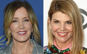 Desperate Housewives star Felicity Huffman and Full House actress Lori Loughlin are among the parents charged in a cheating scam.