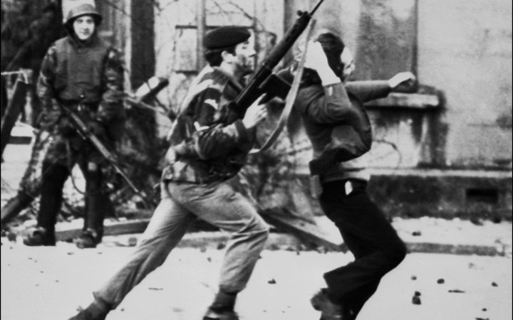 Bloody Sunday British paratrooper charged with two murders over massacre | Daily Star