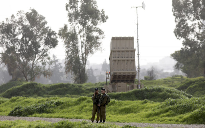 Rockets Fired from Gaza at Tel Aviv, Explosions Heard