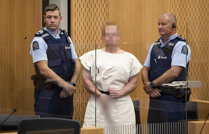 Duty lawyer confirms he is no longer representing Christchurch terror attack accused Breton Tarrant