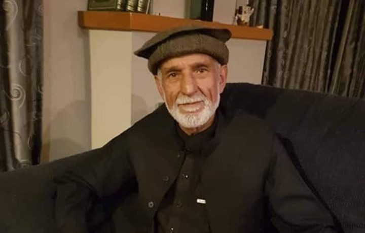 Haji Daoud Nabi, 71, was shot dead while worshiping at Riccarton's Al Noor Mosque.