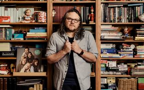 Jeff Tweedy of U.S. band Wilco returns to N.Z. as a guest of Auckland Writers Festival