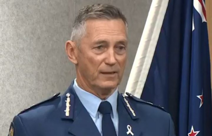 Police Commissioner announces independent review of how police address bullying