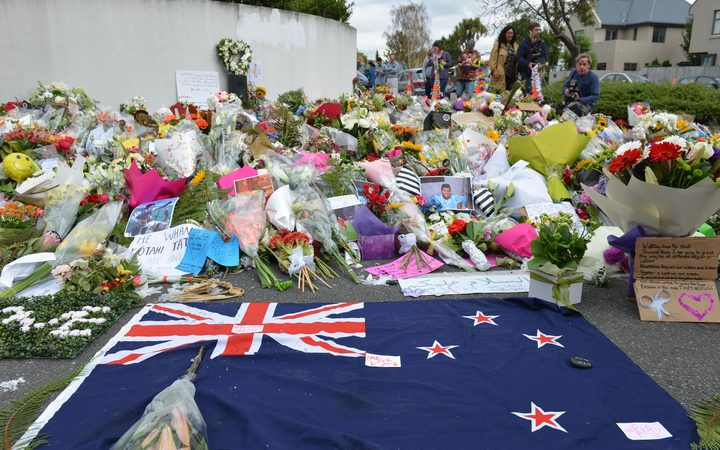 NZ to talk to Ukraine after accused mosque shooter's manifesto sold