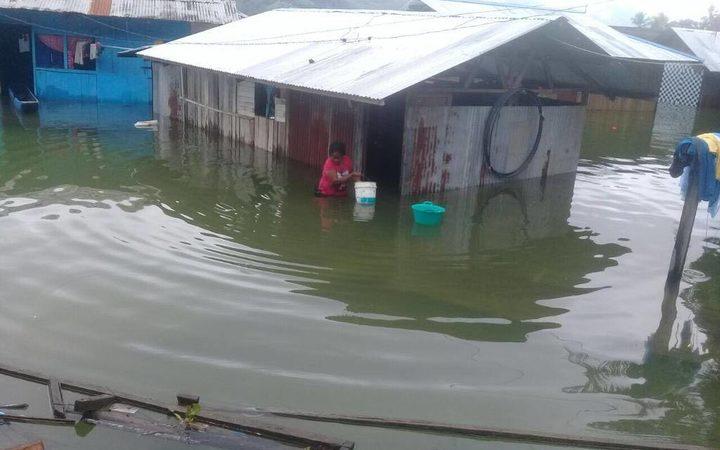 Flooding in Jayapura